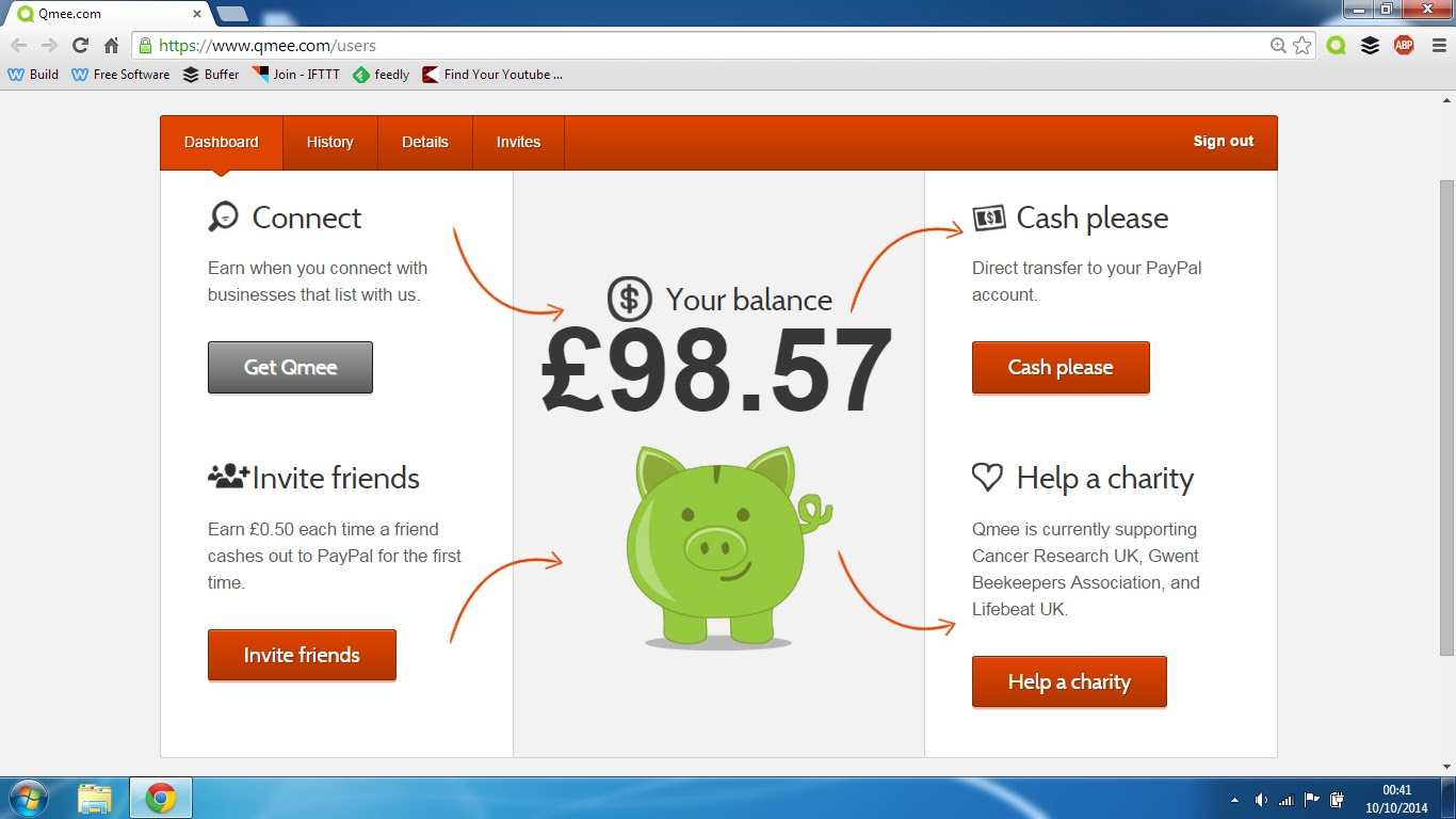 Qmee – Make Money by searching on Google! | Online Money